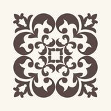 Vintage ornament for design. Royalty Free Stock Photo