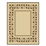 Vintage ornament frame Stock Photos