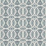 Vintage ornament seamless pattern. Stock Image
