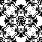 Pattern. Vintage ornament, seamless pattern - vector illustration Royalty Free Stock Images