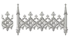 Vintage Ornament vector stock illustration