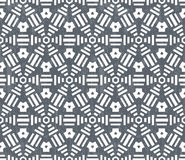 Vintage ornamental pattern Stock Photography