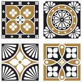 Vintage Ornamental Patterns Royalty Free Stock Image