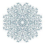 Vintage ornamental round pattern. Vector Stock Images