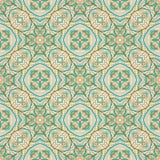 Vintage ornamental seamless pattern. Vector Stock Photo