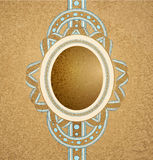 Vintage, ornate background Stock Photography