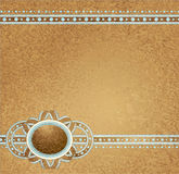 Vintage, ornate background Royalty Free Stock Image