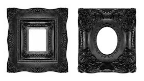 Vintage ornate frames Royalty Free Stock Images