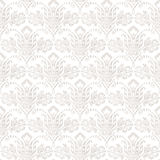 Vintage ornate seamless pattern royalty free illustration