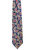 Vintage ornate tie Royalty Free Stock Photography