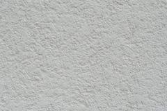 Vintage ou fundo branco sujo do cimento natural ou da textura velha de pedra como uma parede retro do teste padrão É um conceito Imagem de Stock