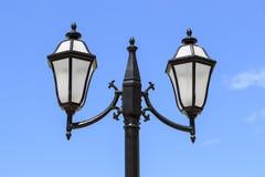Vintage Outdoor  Lamp Stock Photo