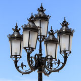 Vintage Outdoor  Lamp Royalty Free Stock Images