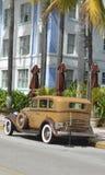 Vintage Packard Classic Sedan Royalty Free Stock Images