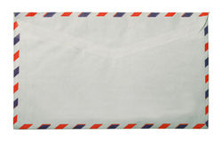 Vintage packet for correspondence royalty free stock image