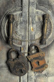 Vintage padlock Royalty Free Stock Photos