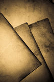 Vintage pages background Stock Photo