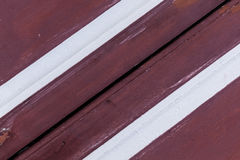 Vintage paint wood background with peeling paint Royalty Free Stock Photo