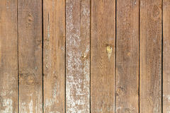 Vintage painted and weathered shabby wooden planks. Natural wood texture Stock Photos