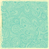 Vintage paisley background Royalty Free Stock Photography