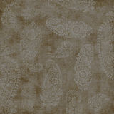 Vintage Paisley Wallpaper Royalty Free Stock Image