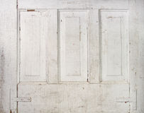 Vintage panel door background Royalty Free Stock Images