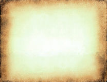 Vintage paper. With space for text or image royalty free stock photography