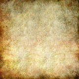 Vintage paper. Texture of vintage paper in grunge style stock image