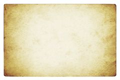 Vintage paper background isolated stock photos