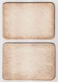 Vintage Paper Card Texture Royalty Free Stock Photo