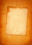 Vintage paper with frame Royalty Free Stock Images