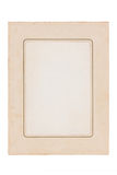 Vintage Paper Picture Frame. Stock Photos