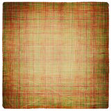 Vintage paper sheet with tiled pattern. Royalty Free Stock Image
