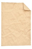 Vintage paper with space Royalty Free Stock Photo