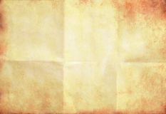 Grunge background with space. Vintage paper with space for text or image Royalty Free Stock Photo