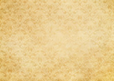Vintage paper texture or background. Royalty Free Stock Image