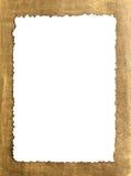 Vintage paper1 queimado grunge imagem de stock