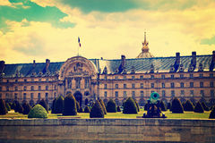 Vintage Paris Royalty Free Stock Photos