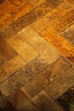 Vintage parquet Royalty Free Stock Photography