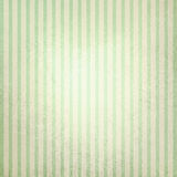 Vintage pastel green and beige striped background Royalty Free Stock Photography