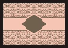 VINTAGE PATERN SEAMLESS, VECTOR 5 Royalty Free Stock Images