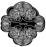 Vintage pattern Royalty Free Stock Photography