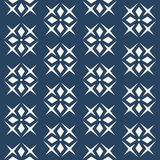 Vintage pattern. Abstract seamless vector pattern. The texture may be used for printing on fabric or paper and background in web design royalty free illustration