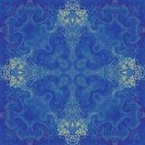 Vintage pattern abstract symmetry kaleidoscope. colorful. Vintage pattern abstract symmetry kaleidoscope background art. colorful stock illustration
