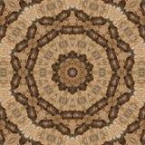 Vintage pattern abstract symmetry kaleidoscope. ornament. Vintage pattern abstract symmetry kaleidoscope background art. ornament stock illustration