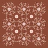 Vintage pattern background. Classic pattern background vector flower royalty free illustration