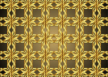 Vintage pattern backgrounds. Royalty Free Stock Images