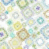 Vintage pattern, bitmap, computer generated Stock Image