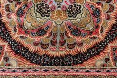 Vintage gypsy pattern design fabric Royalty Free Stock Photo