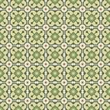 Vintage pattern. Vintage dark brown and pink colors seamless pattern Royalty Free Stock Images